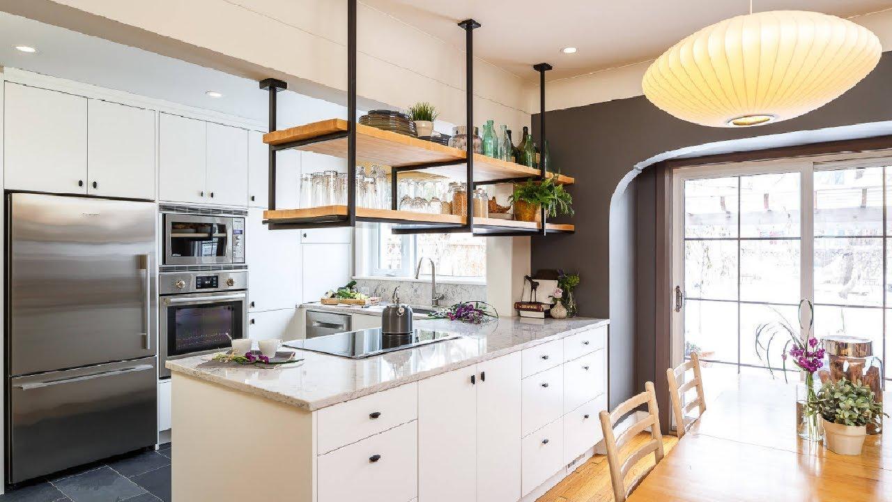 طراحی آشپزخانه و 10 رودیکرد در سال 2018 که باید در مورد آنها بدانید   فروشگاه اینترنتی امرسان
