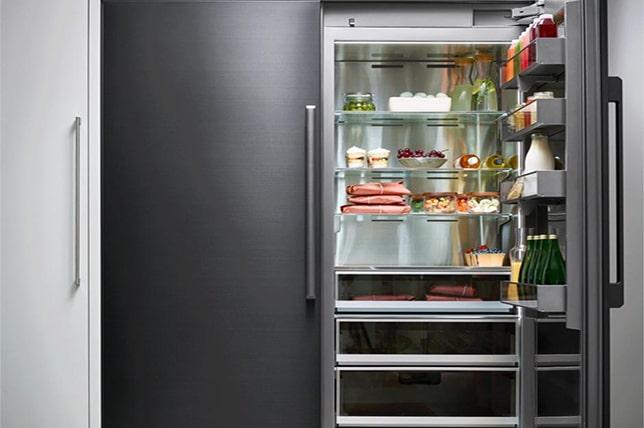یخچال عمودی بزرگ | فروشگاه اینترنتی امرسان