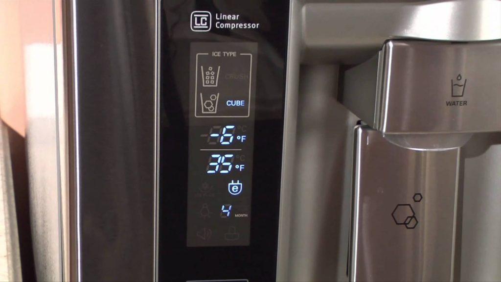 تنظیم دمای یخچال و فریزر با نکات طلایی | فروشگاه اینترنتی امرسان