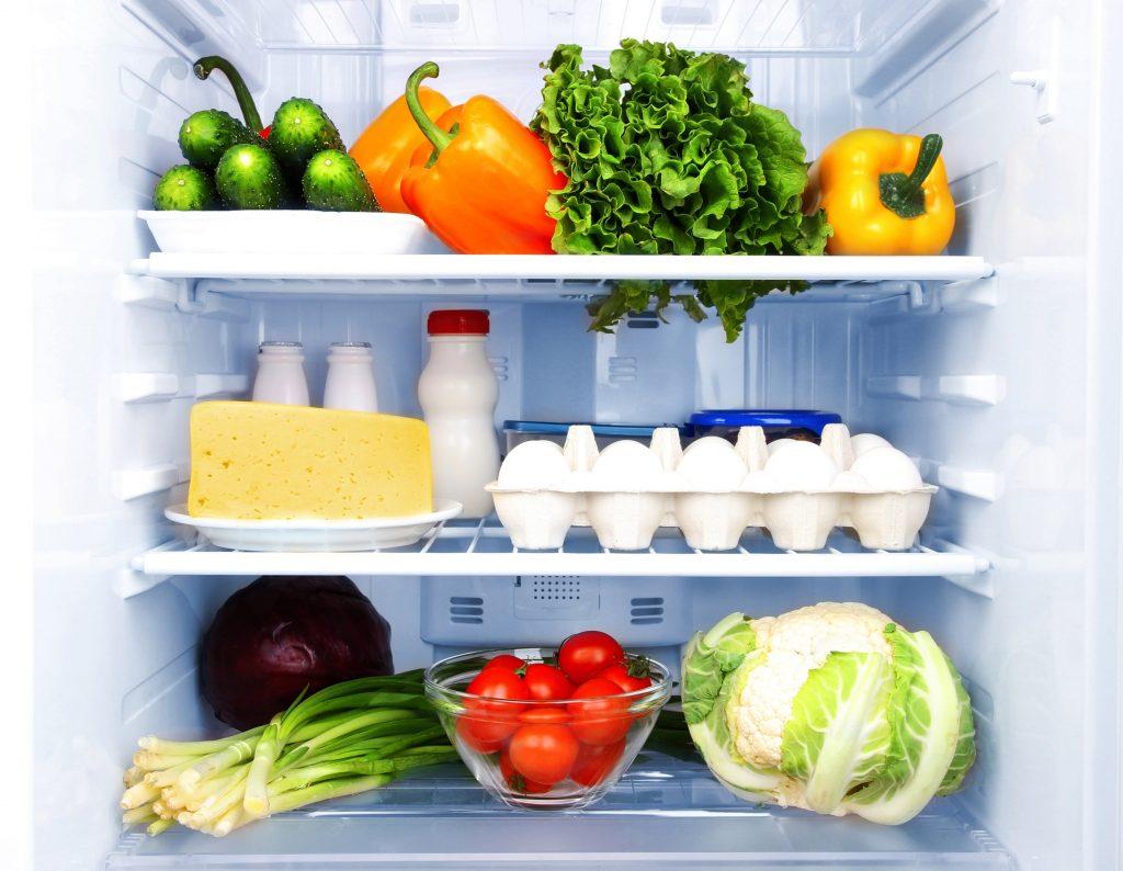 یخچال امرسان برای نگهداری مواد غذایی 3 اصول کلی دارد | فروشگاه اینترنتی امرسان