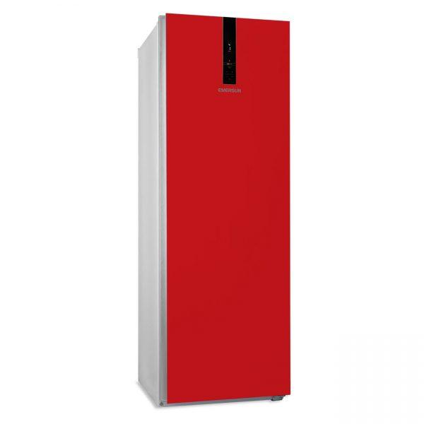 131697512 600x600 - يخچال فريزر دوقلوی امرسان مدل الگانت قرمز